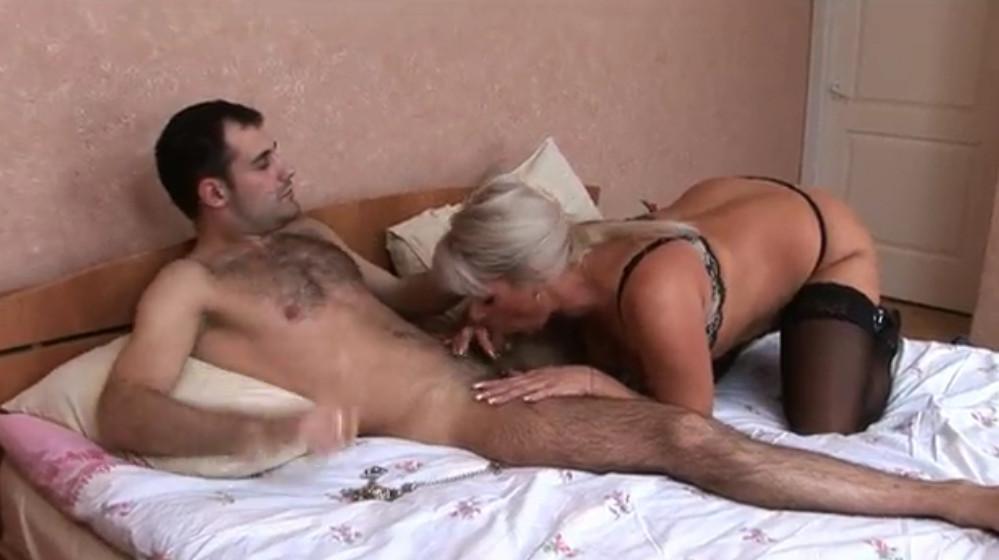 Секс с женщиной за сорок