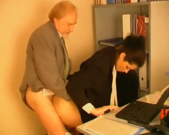 Секс Старика Учителя